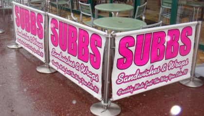 subs banners